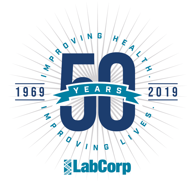 LabCorp 50 Years