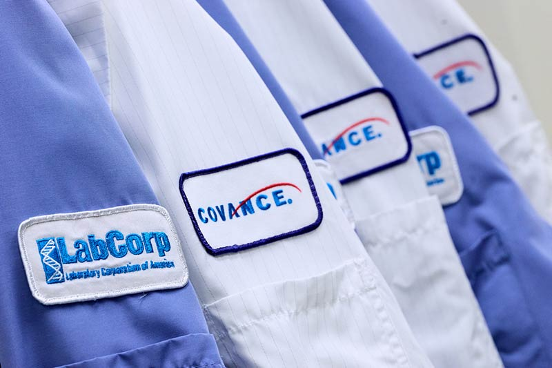 With the acquisition of Covance in 2015, LabCorp became a leading global life sciences company with the unique combination of world-class diagnostics and end-to-end drug development services.  Covance supports clinical trial activity in approximately 100 countries through its industry-leading central laboratory business, generating more safety and efficacy data to support drug approvals than any other company.