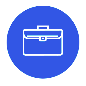 Work Briefcase Icon