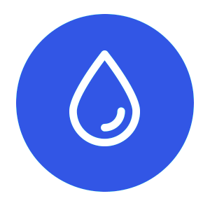 Icon Saliva Drop
