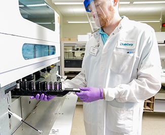 COVID-19 Lab Testing