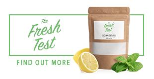 Fresh Test Banner