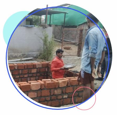Rainwater project India