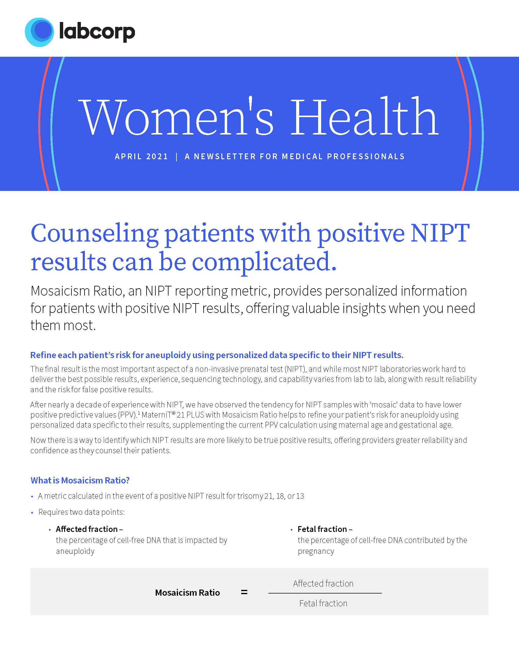 Labcorp_WH_newsletter_M